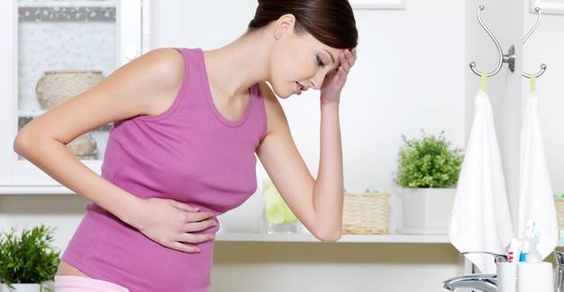 Hasfájás terhesség alatt - Mire figyeljünk?