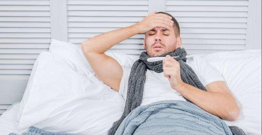 Mi okozhat lázas állapotot?