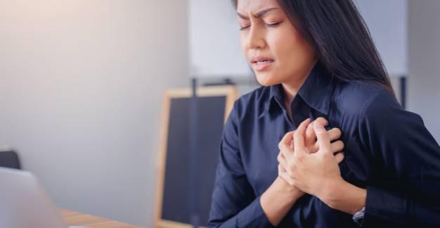 Mellkasi fájdalom - Mikor forduljunk orvoshoz?