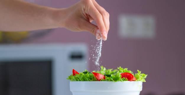 Így csökkentsd a sófogyasztást!