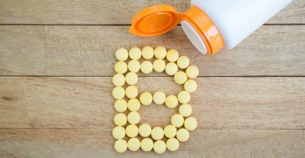 Vitamin ajánlott mennyiség: B3-vitamin