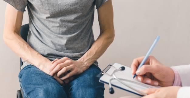 A prosztata betegségeinek tünetei