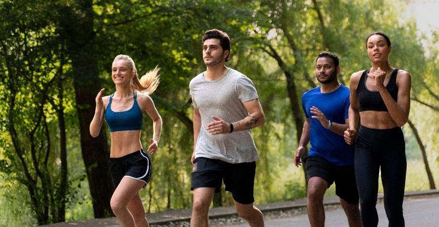 Sportolás magas pulzussal