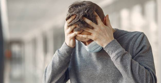 COVID-19 és stressz - A krónikus stressz alattomosan megbetegíthet