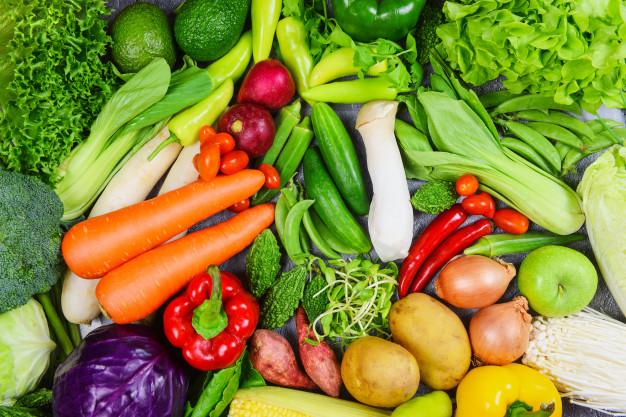 Hogyan mossuk helyesen a zöldségeket, gyümölcsöket?